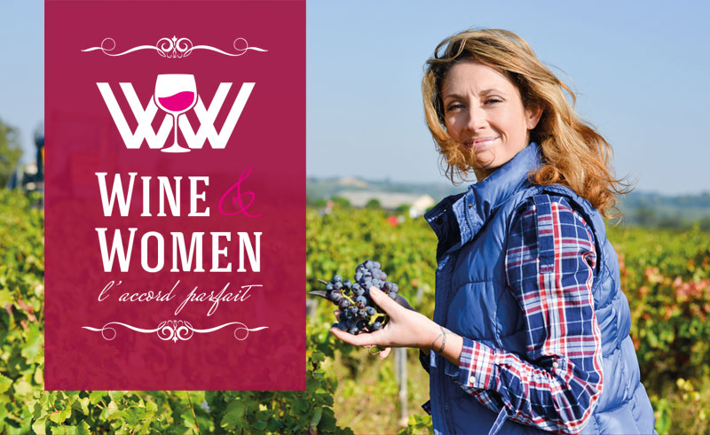 Wine & Women - L'accord parfait